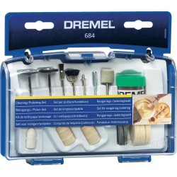 DREMEL 20 dalių poliravimo komplektas