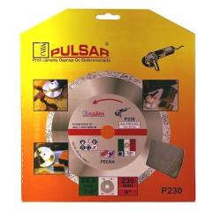 Deimantinis pjovimo diskas 230 šlapiam pjovimui SILVER